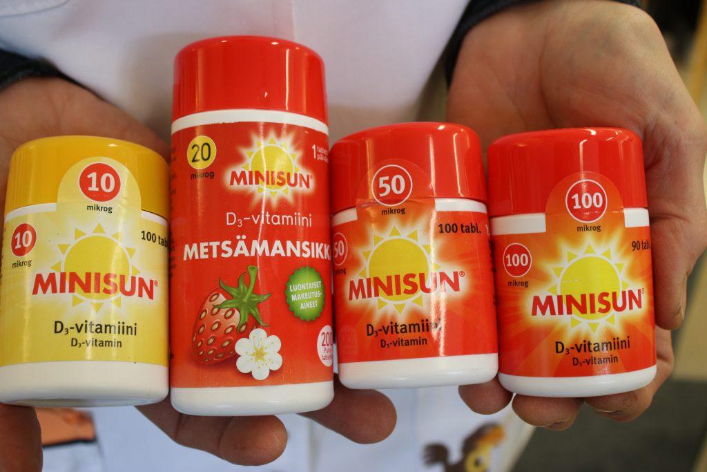 Hyvä D Vitamiini